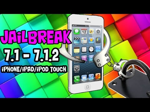 How To Jailbreak iOS 7.1 / 7.1.1 / 7.1.2 Untethered iPhone iPad and iPod *ENGLISH* Step By Step!