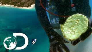 Will Darrell Find Gold near Turks and Caicos Island? | Cooper