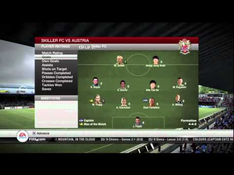 FIFA 12 Ultimate Team - Rise To Fame - Episode 1 - An Awesome START! - Gameplay/Commentary