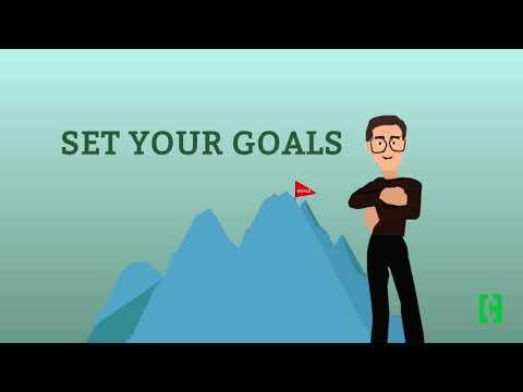 Money 101: Make a plan & set goals