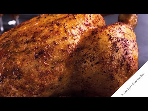Tips & Tricks for RATIONAL SelfCookingCenter. Part 3: Roasted whole chicken