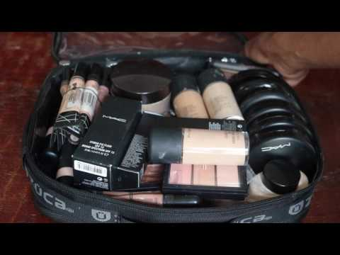 MAC Zuca Makeup Kit