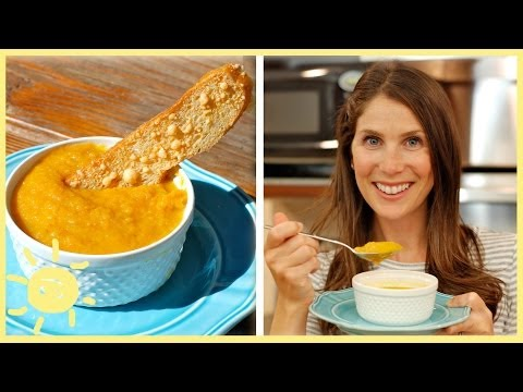 EAT | Roasted Butternut Squash Soup Recipe