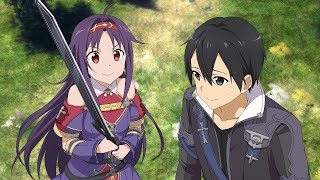 Sword Art Online: Hollow Realization - Walkthrough Part 13