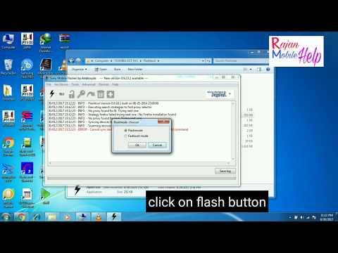 Sony Experia M2 Dual D2302 pattern unlock password remove pin unlock