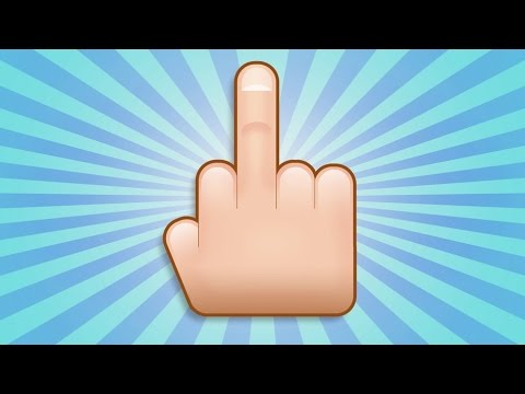 Microsoft Will Now Let You Give People The Finger Via Emoji