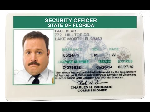 How to check your Florida Security License