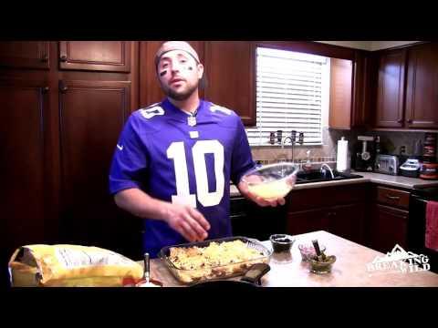 Venison deer nacho recipe!
