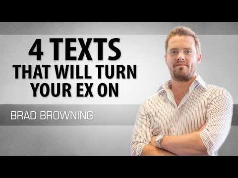 4 Texts That Will Turn Your Ex On