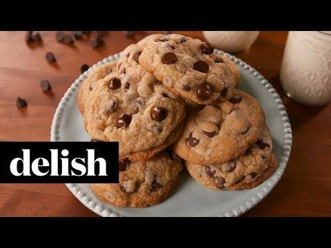 Cheesecake Stuffed Cookies | Delish