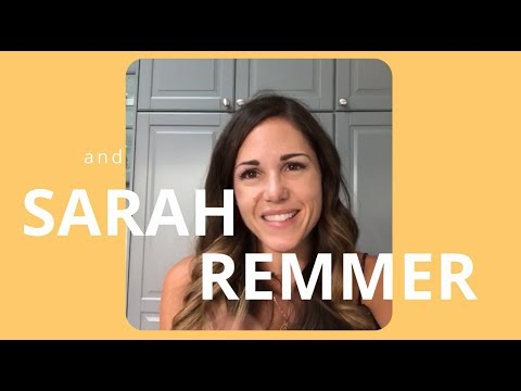 Whole Grain Health and Nutrition with Sarah Remmer