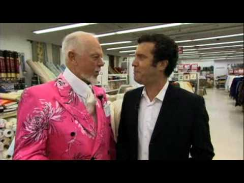 RMR: Making a suit with Don Cherry