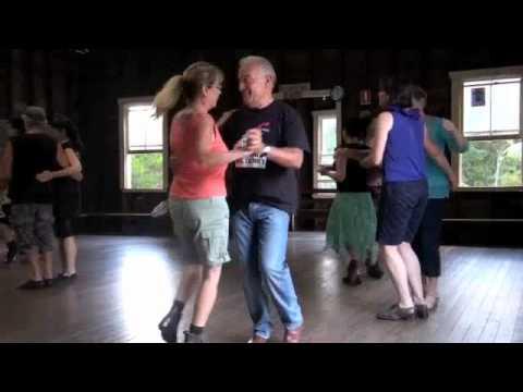 How to do basic Irish sean-nos and Irish set dancing steps: sample class