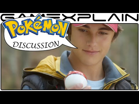 Can a Live-Action Pokémon Movie Work? - Discussion