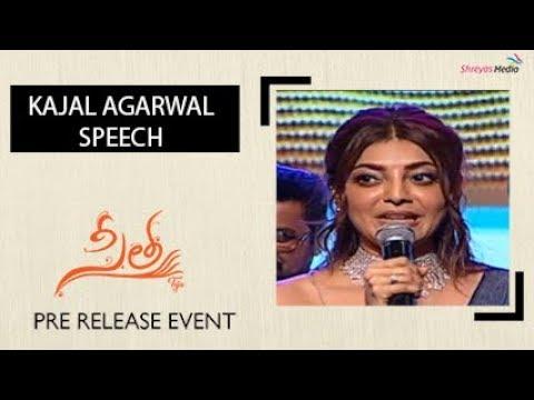 Xxx Mp4 Kajal Agarwal Energetic Speech Sita Prerelease Event Live 3gp Sex