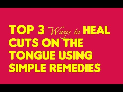 Easy Ways to Heal Cuts on the Tongue Using Simple Remedies