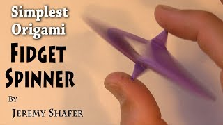 Download Simplest Fidget Spinner Video
