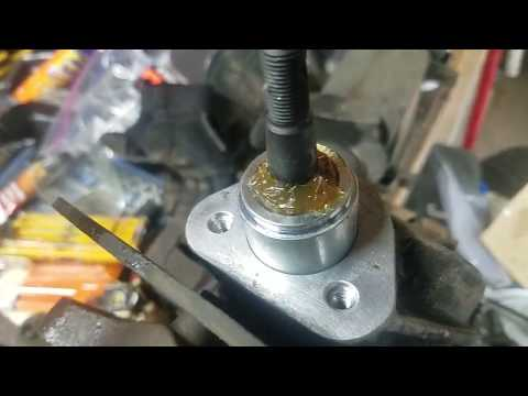 how to change the ball joint on a 2003 polaris sportsman 700 the easy way