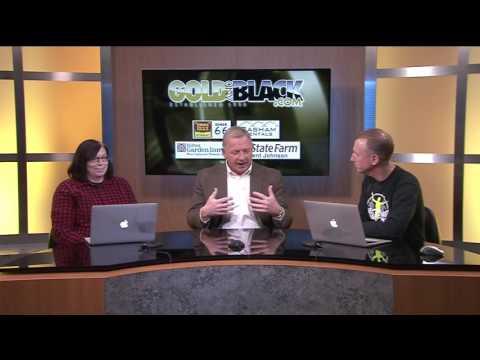 Gold and Black Live April 7 segment 2