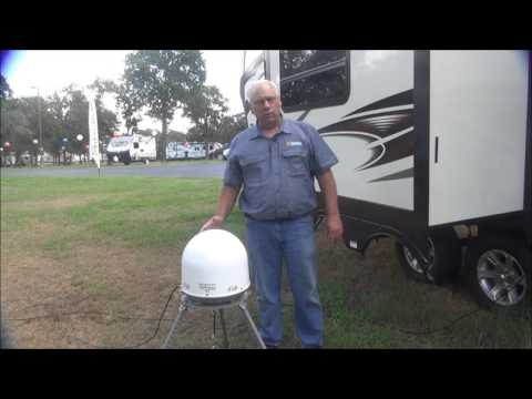 RV There Yet? - Ep. 1 - Installing Portable Satellite Dish