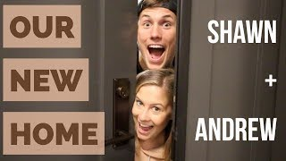 new apartment tour!!! | Shawn Johnson + Andrew East