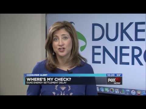 Simply Money: Duke Energy settlement check update