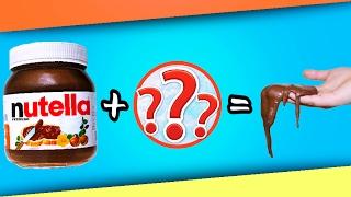 Nutella Knete Videos Ytube Tv