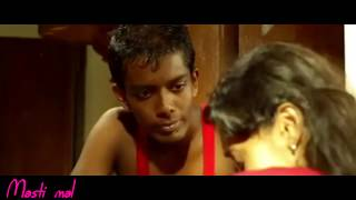South indian girl groped by Young boy