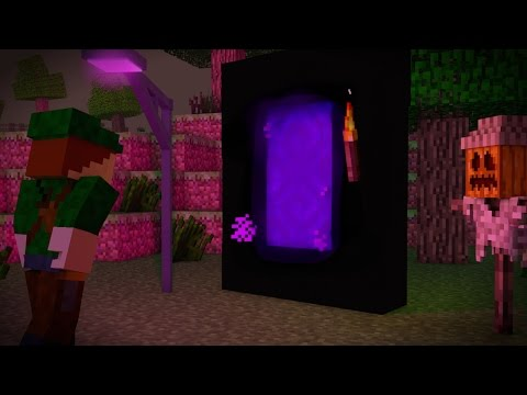 Minecraft PE 0.12.1 : Survival #06 - Fortaleza do Nether
