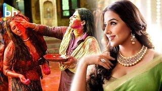 Begum Jaan Is A Very Interesting & POWERFUL Character | Vidya Balan
