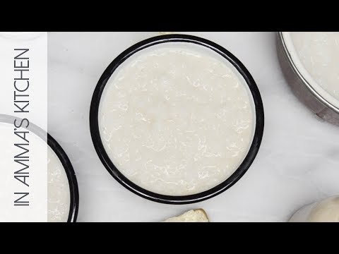 Ghanaian Rice Water (Rice Porridge) Recipe