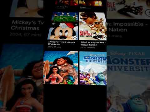 Google Play Movie Collection