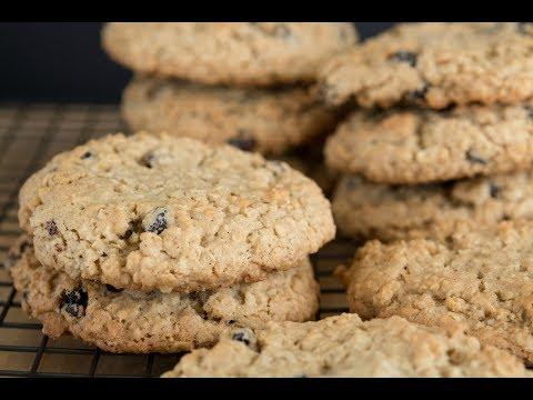 Oatmeal Cookies Recipe   How To Make Oatmeal Raisin Cookies   SyS