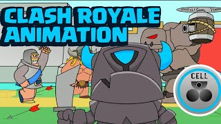 Clash Royale Animation Compilation