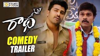 Radha Movie Comedy Trailer    Sharwanand, Sapthagiri, Ali, Lavanya - Filmyfocus.com