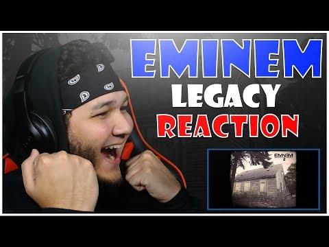 🔥🔥 REACTION!! 🔥🔥 Eminem - Legacy