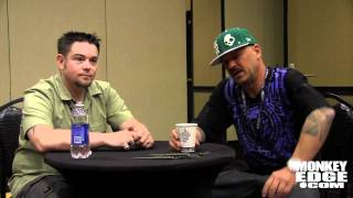 Monkey Edge Tv: Mike Snody Live From G3 In Vegas