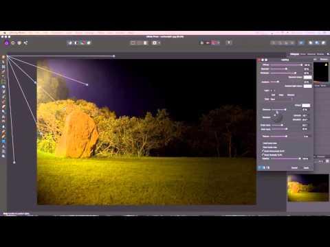 Affinity Photo Add Lighting Tool Tutorial/Ramble