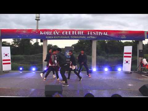 [K-Pop World Festival 2015 - Austria] Guess What? - Bang Bang Bang, Call Me Baby & more (1st place)