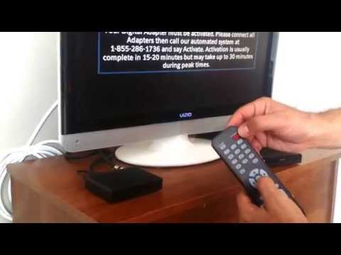 How to program a Technicolor Digital Adapter remote control to TV