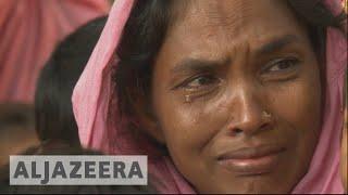 Look ahead 2018: Rohingya flee Myanmar crackdown 🇲🇲