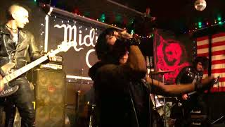 ASPECTS OF WAR @ Midway Cafe - Jamaica Plain, MA - 9/26/2017