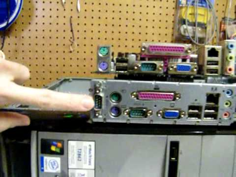 HP proprietary motherboard and power supply problems...