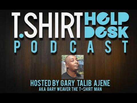 The Tshirthelpdesk Podcast!!