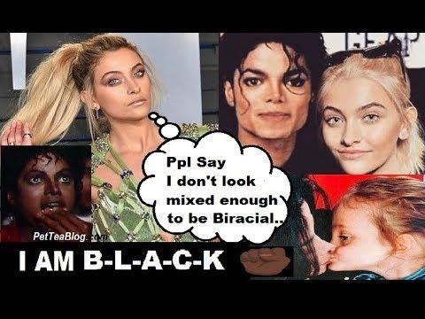 Paris Jackson says Stop Lightening her Skin making her look WHITE ✊🏿🍿