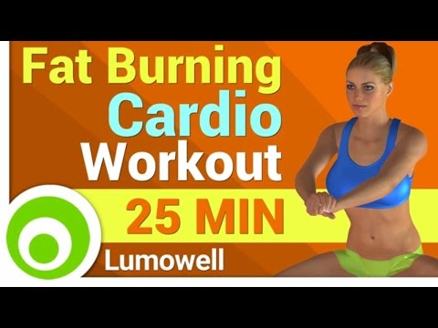 Home Cardio Workout - Fat Burning Cardio Exercises at Home