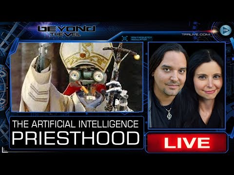 How To Overcome Fear and The Priesthood of Artificial Intelligence (LIVESTREAM) - Beyond The Veil