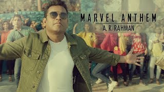 Marvel Anthem   Tamil   A.R.Rahman