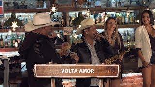 Soró Silva Volta Amor ft.  Robério DVD SORÓ NO BAR