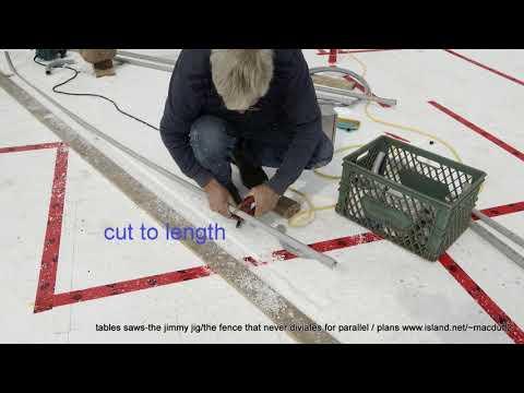 Passive house Construction in Port Alberni BC Canada # 4/electrical conduit placement